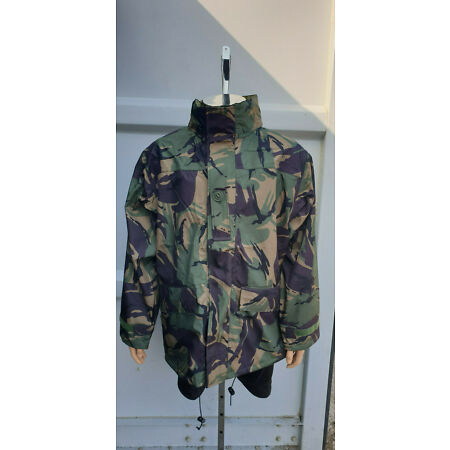 img-British Army Cadet DPM Camo MVP Waterproof & Breathable Combat Jacket Medium NEW