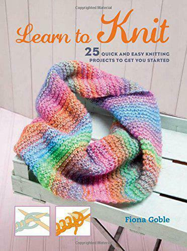 Royaume-UniLearn To Tricot - 25 Rapide et Facile Projects Get You  Par Fiona