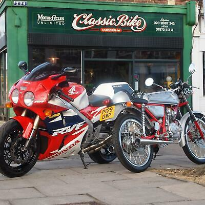 1996 Honda RC 45 RVF 750 R Classic, Immaculate Condition, RESERVED FOR DECLAN.
