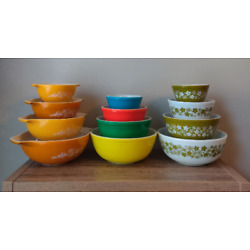 Kyпить Pyrex Bowl Display Stands Supports - Now for Cinderella too!! No Bowls included на еВаy.соm