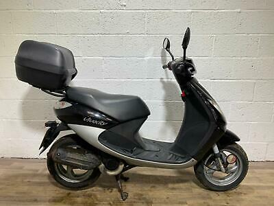 PEUGEOT VIVACITY 100 2008 2STROKE LOW MILES - CHEAP SCOOTER