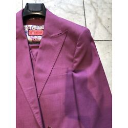 NWT EXTREMA Suit Jacket New Fashion Color Modern  Fit  Sz L/37