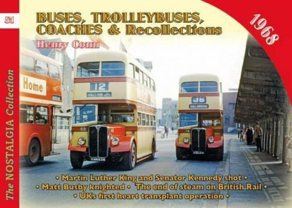 Royaume-UniBuses, Coaches and Recollections 1968 ( Collection) by Conn, Henry, NEW