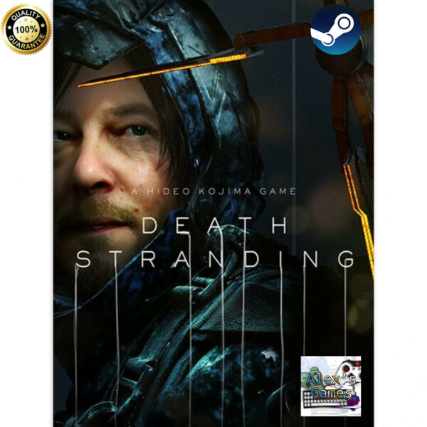 DEATH STRANDING+DLC (PC STEAM) KEY DIGITAL DOWNLOAD-guida aiuto per attivazione
