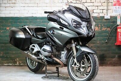2015 BMW R1200 RT 1 OWNER  FULL SERVICE HISTORY