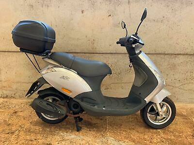 Piaggio Zip 50 2008 hpi clear very clean scooter new mot runs and rides great