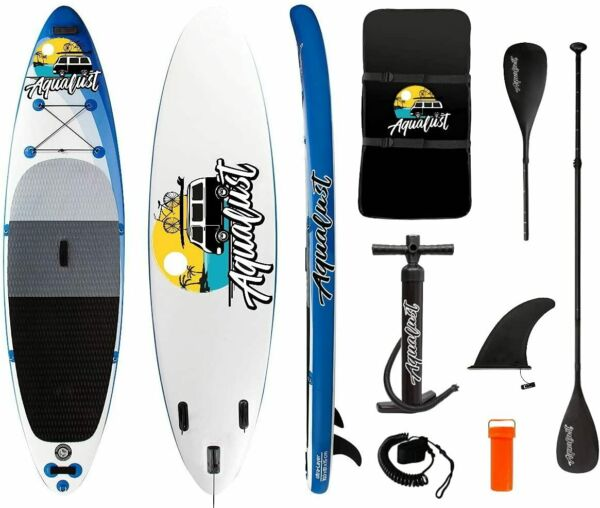 AllemagneSup Board Stand Up Paddle Surf-Board Gonflable Incl. Pagaie Isup Paddling 320cm