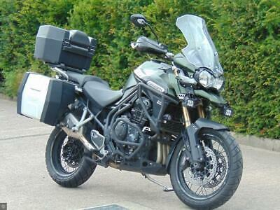 TRIUMPH EXPLORER 1215 2012 62 FULL LUGGAGE STUNNING