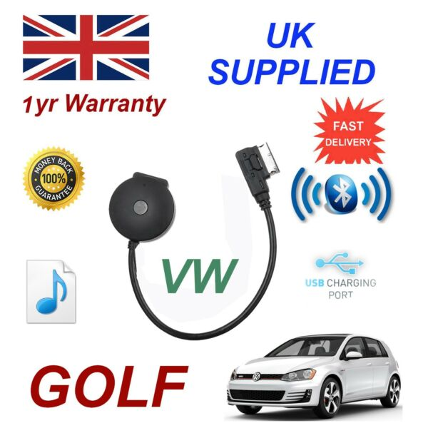 Royaume-UniPour VW Golf Bluetooth Musique Streaming USB Module MP3  HTC Nokia Lg sony