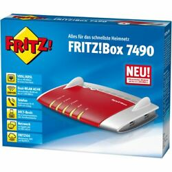 Kyпить AVM FritzBox 7490 1300 Mbps WLAN Router / Fritz!Box VDSL/ADSL, deutsche Version на еВаy.соm