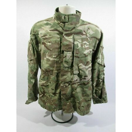 img-Genuine British Army MTP Shirt Jacket Combat PCS Multicam Surplus Uniform Cadet