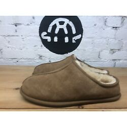 Kyпить Kirkland Signature Men's Shearling Clog Slippers  Chestnut Clog ~ Pick a size  на еВаy.соm