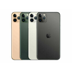 Kyпить Apple iPhone 11 PRO 256 GB Silber Gold Spacegrau Nachtgrün WOW  на еВаy.соm