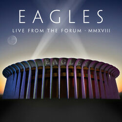 Kyпить The Eagles - Live From The Forum MMXVIII [New CD] на еВаy.соm