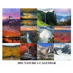 Kyпить 2021 Nature-1 Wall Eco-Calendar на еВаy.соm