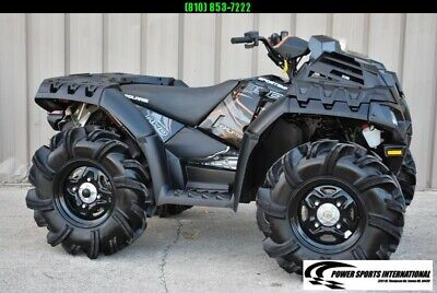 2019 POLARIS SPORTSMAN 850 HIGHLIFTER EDITION 4X4 ATV eBay SPECIAL!   #7398