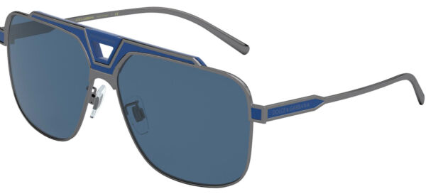 ItalieDolce & Gabbana DG 2256  Blue/Blue 62/13/150 men Sunglasses