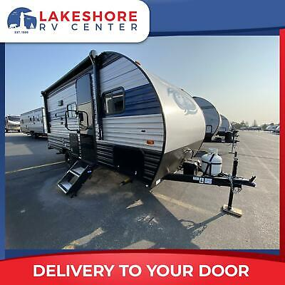FOREST RIVER WOLF PUP 16BHS TRAVEL TRAILER CAMPER RV - VERY LOW PAYMENTS