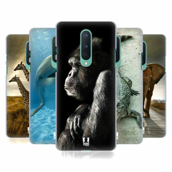 Royaume-UniHEAD CASE DESIGNS WILDLIFE HARD BACK CASE FOR OPPO PHONES