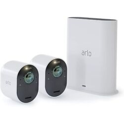 Kyпить Arlo VMS5240-100NAR 4K UHD Wire-Free 2 Cam Security System Certified Refurbished на еВаy.соm
