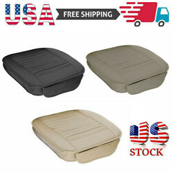 Kyпить Car Front Full Surround Seat Cover Breathable PU Leather Pad Mat Chair Cushion на еВаy.соm