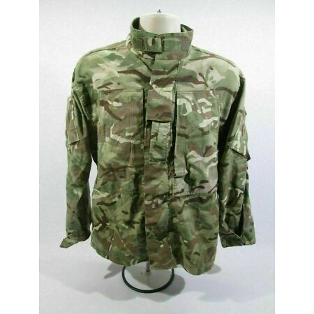 img-NEW British Army Shirt Jacket MTP Combat PCS Multicam Surplus Uniform Cadet