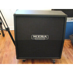Kyпить Mesa Boogie 4X12 Recto Traditional Slant Cabinet and Mesa Cover  на еВаy.соm