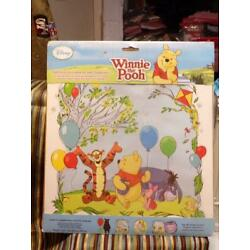 Home decor-Imperial Winnie the Pooh SELF STICK DECORATING KIT- New unopened