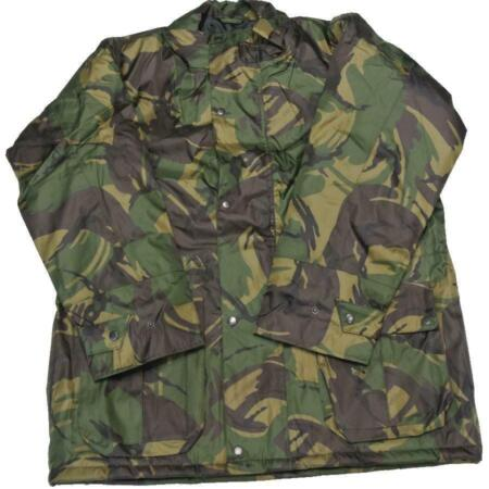 img-Camo Waterproof Jacket Hunter Warm Quilted Woodland Camo Coat 5000 HH ~ Large
