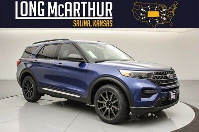 2020 Ford Explorer XLT Heated Leather Comfort 4WD MSRP $46195