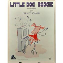 Kyпить Little Dog Boogie Level 1 Grade 1.5 Piano Solo Instructional Sheet Music NEW T75 на еВаy.соm