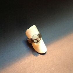 Kyпить Handcrafted Women's Ring by Eric Silva SS Cage with floating Aquamarine Size 5.5 на еВаy.соm