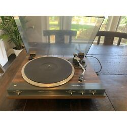 Kyпить Working Vintage Realistic Direct Drive Lab 500 Turntable на еВаy.соm