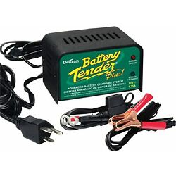 Kyпить Deltran Battery Tender Plus 12V 1.25A Automatic Battery Charger Free Shipping на еВаy.соm