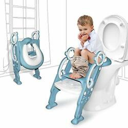 Kyпить GrowthPic Toddler Toilet Seat with Step Stool Ladder for Boy and Girl Baby, Pott на еВаy.соm