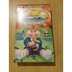 Kyпить 2020 Topps Garbage Pail Kids GPK CHROME OS3 factory sealed 24-pack HOBBY box на еВаy.соm