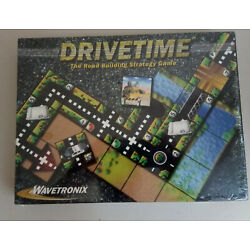 BRAND NEW SEALED DRIVETIME The Road Building Strategy Board Game from Wavetronix