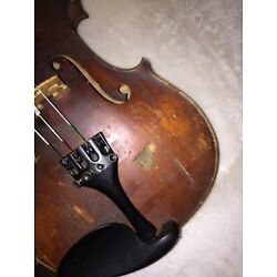 Kyпить 1899 Louis Lowendall Violin, Used Condition, String Missing NO CRACKS на еВаy.соm