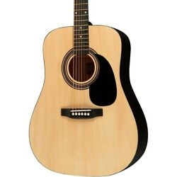 Kyпить Rogue RA-090 Dreadnought Acoustic Guitar Natural на еВаy.соm