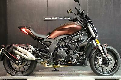 2019/19 BENELLI 502 C CUSTOM LEARNER LEGAL EXTRA'S ONLY 153 MILES