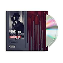 Kyпить Music To Be Murdered By - Side B (Eminem) **Brand New** Free and Fast Shipping** на еВаy.соm