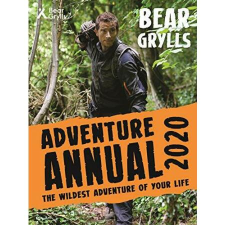 img-Bear Grylls Adventure Annual 2020 by Grylls, Bear, NEW Book, FREE & FAST Deliver