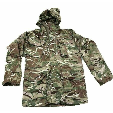 img-British Army Issue MTP Windproof Smock Combat Jacket 180/112 Super Grade