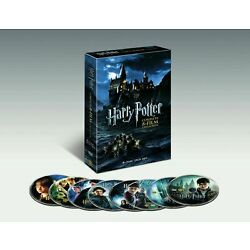 Kyпить Brand New Harry Potter Complete 8-Film Collection DVD, 2011, 8-Disc Set на еВаy.соm