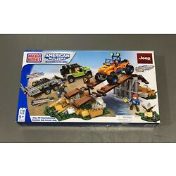 Kyпить NEW! Mega Bloks American Builders Jeep Off-Road Adventure 97832 на еВаy.соm