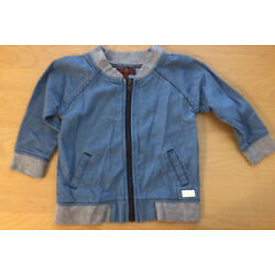 Kyпить toddler girl jacket 18 months Seven 7 for all mankind Blue на еВаy.соm