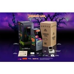 Kyпить DRAGON'S LAIR REPLICADE NEW WAVE TOYS 1:6 SCALE MINI ARCADE *NEW* & SOLD OUT!! на еВаy.соm