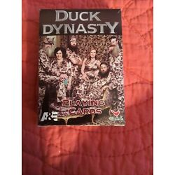 Kyпить Duck Dynasty Playing Cards на еВаy.соm