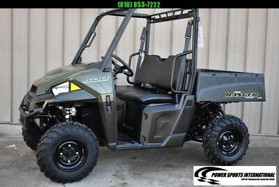 New 2019 POLARIS RANGER 500 UTILITY SIDE BY SIDE READY FOR WORK