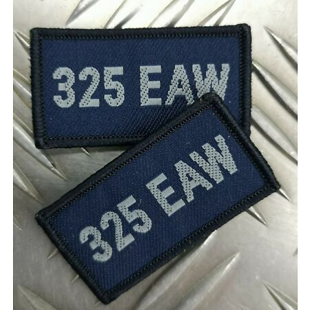 img-Genuine British RAF 325 EAW (Expeditionary Air Wing) Royal Air Force TRF Badges